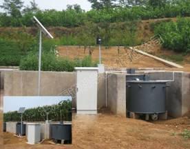 QT-3020 储水桶式地表径流测量系统